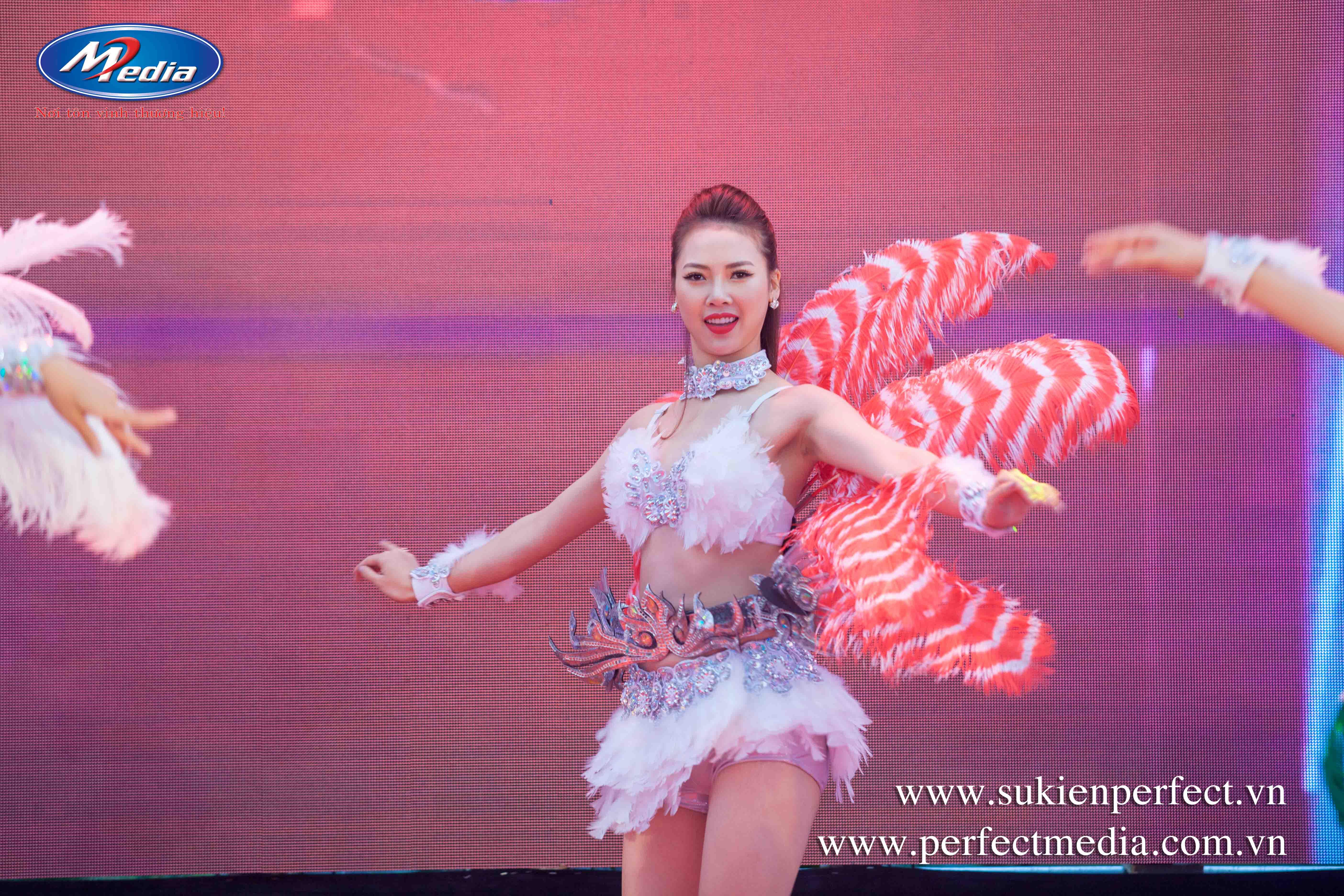 Cung cấp vũ đoàn biểu diễn chuyên nghiệp