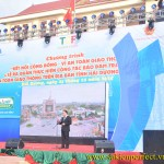 """Tổ chức sự kiện """"Kết nối cộng đồng - Vì An toàn giao thông"""" tại Hải Dương"""