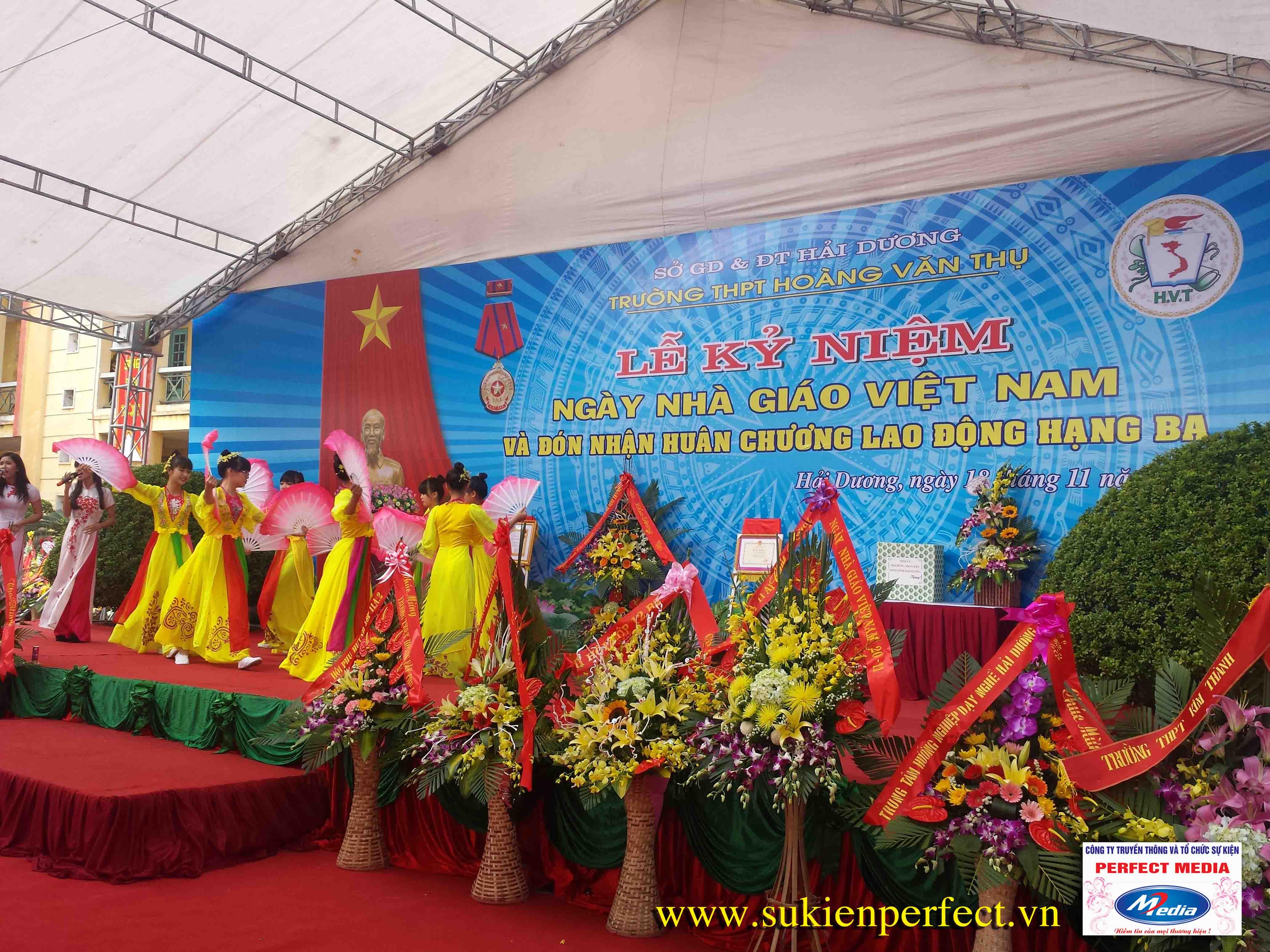 Hình ảnh trong sự kiện Lễ đón nhận Huân chương lao động Hạng Ba tại Hải Dương 14