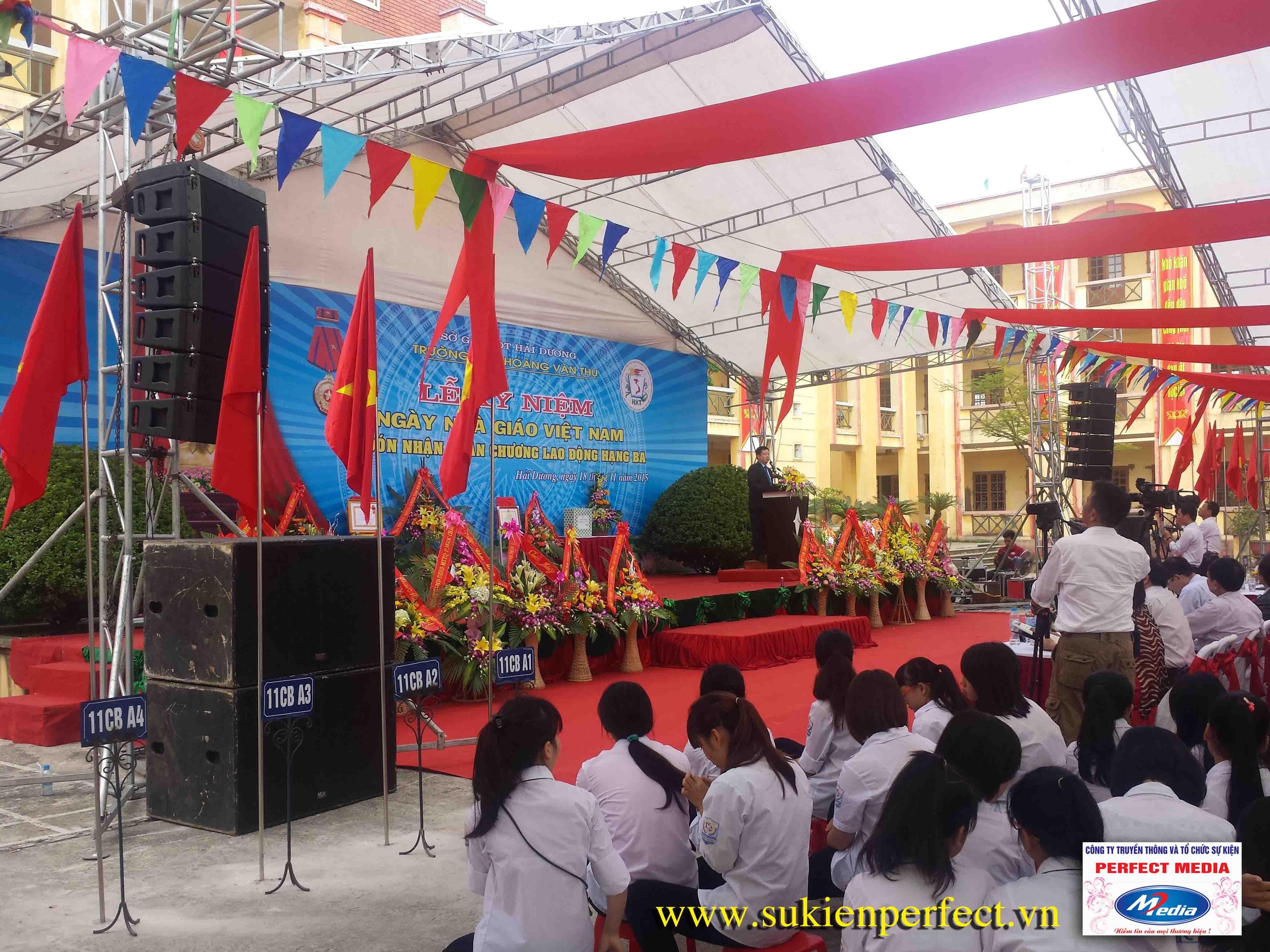 Hình ảnh trong sự kiện Lễ đón nhận Huân chương lao động Hạng Ba tại Hải Dương 15