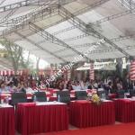 Tổ chức sự kiện lễ kỷ niệm thành lập trường THPT Thanh Hà – Hải Dương