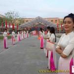 Tổ chức sự kiện Lễ đón nhận Huân chương lao động Hạng Ba tại Hải Dương