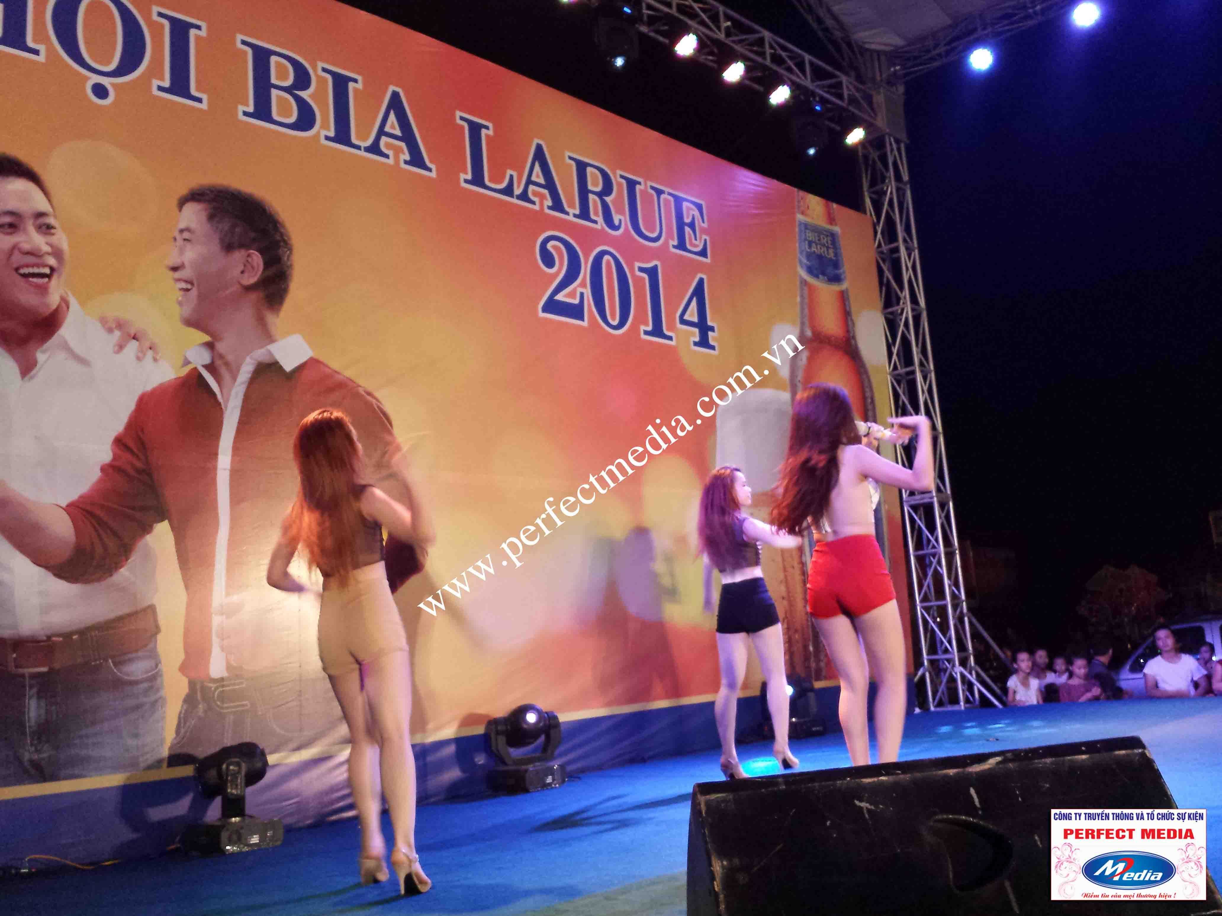 Hình ảnh sự kiện Tour Festival Bia Larue tại các thành phố Hạ Long - Hà Tĩnh và thành phố Vinh 15