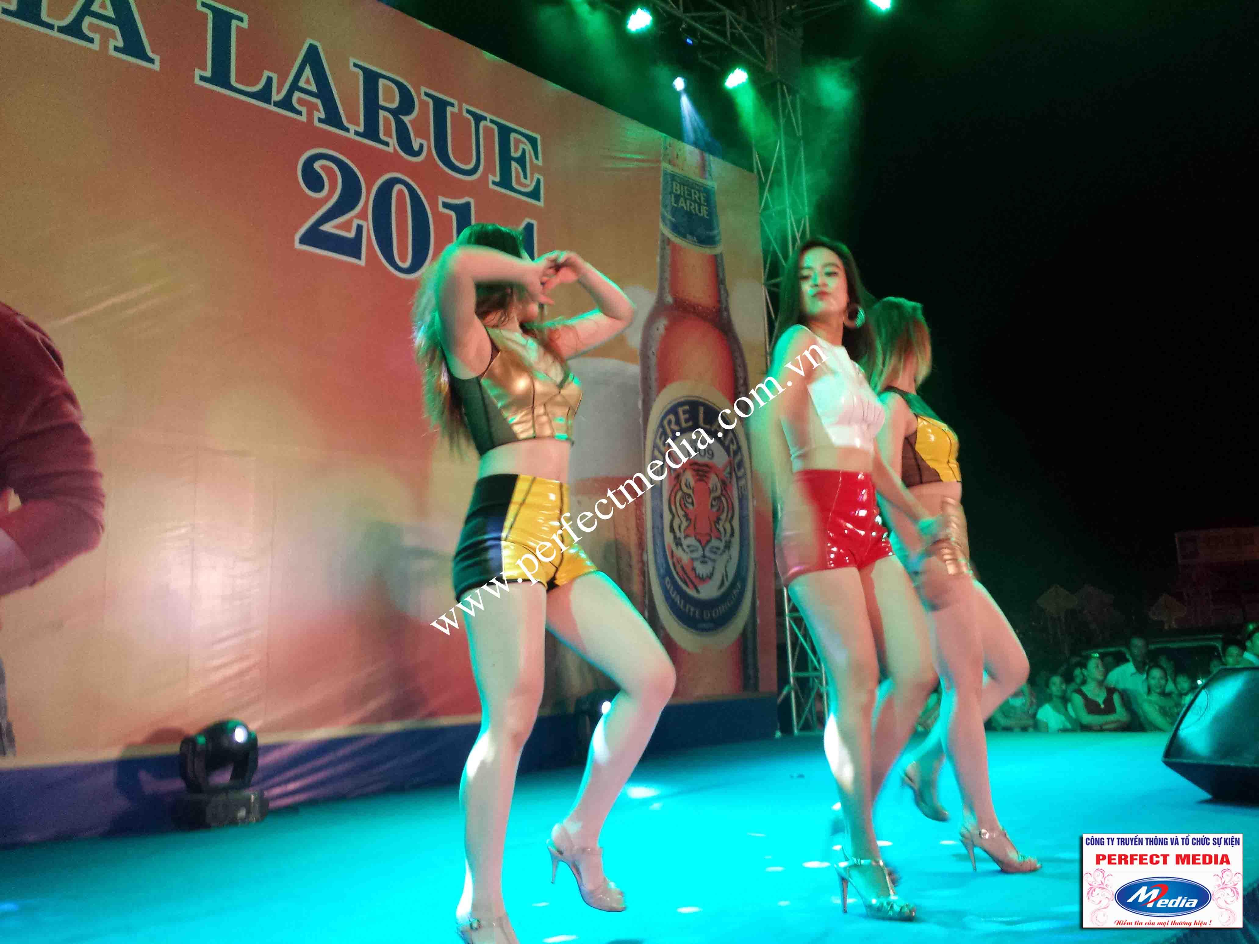 Hình ảnh sự kiện Tour Festival Bia Larue tại các thành phố Hạ Long - Hà Tĩnh và thành phố Vinh 17