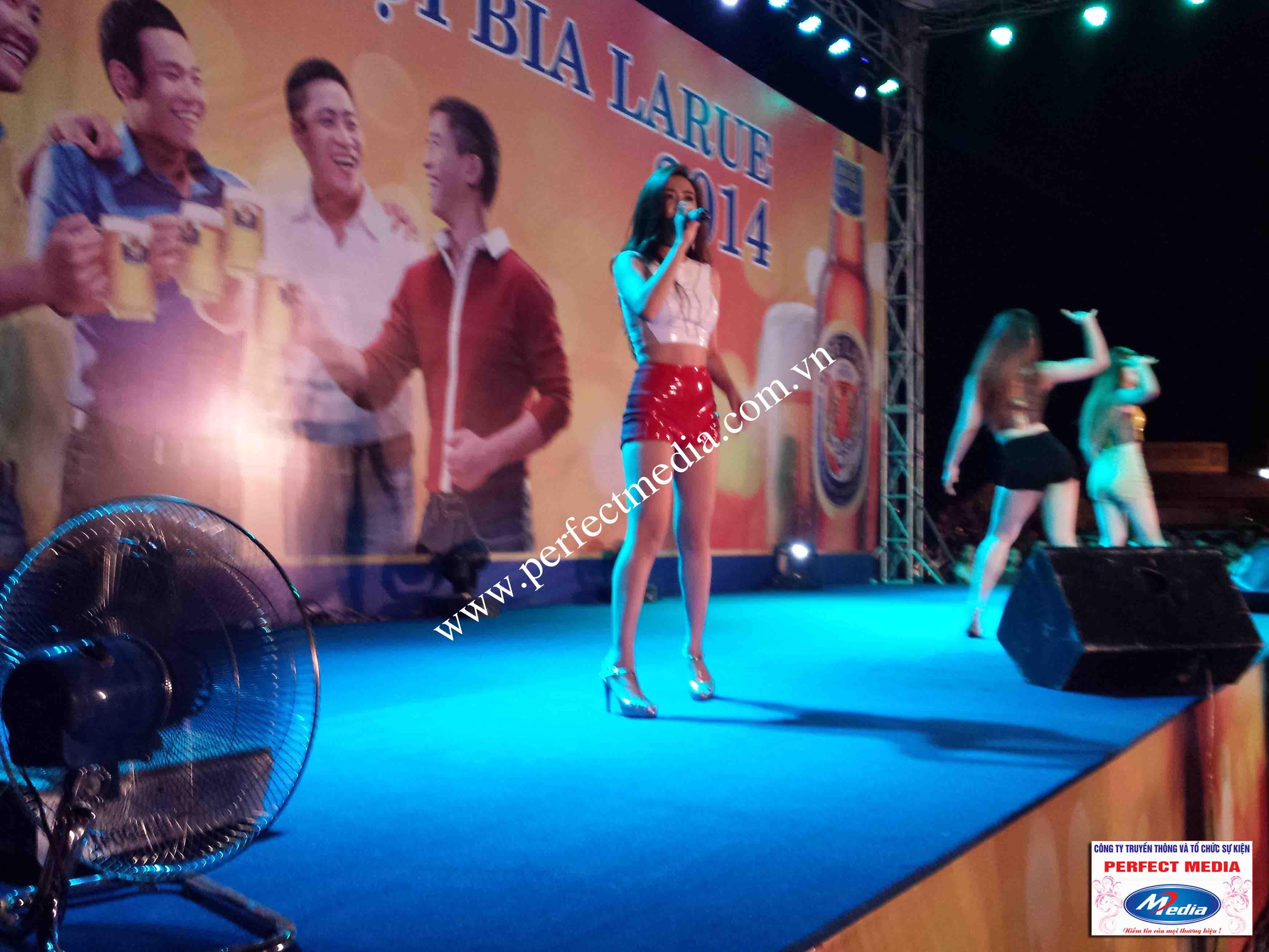 Hình ảnh sự kiện Tour Festival Bia Larue tại các thành phố Hạ Long - Hà Tĩnh và thành phố Vinh 18