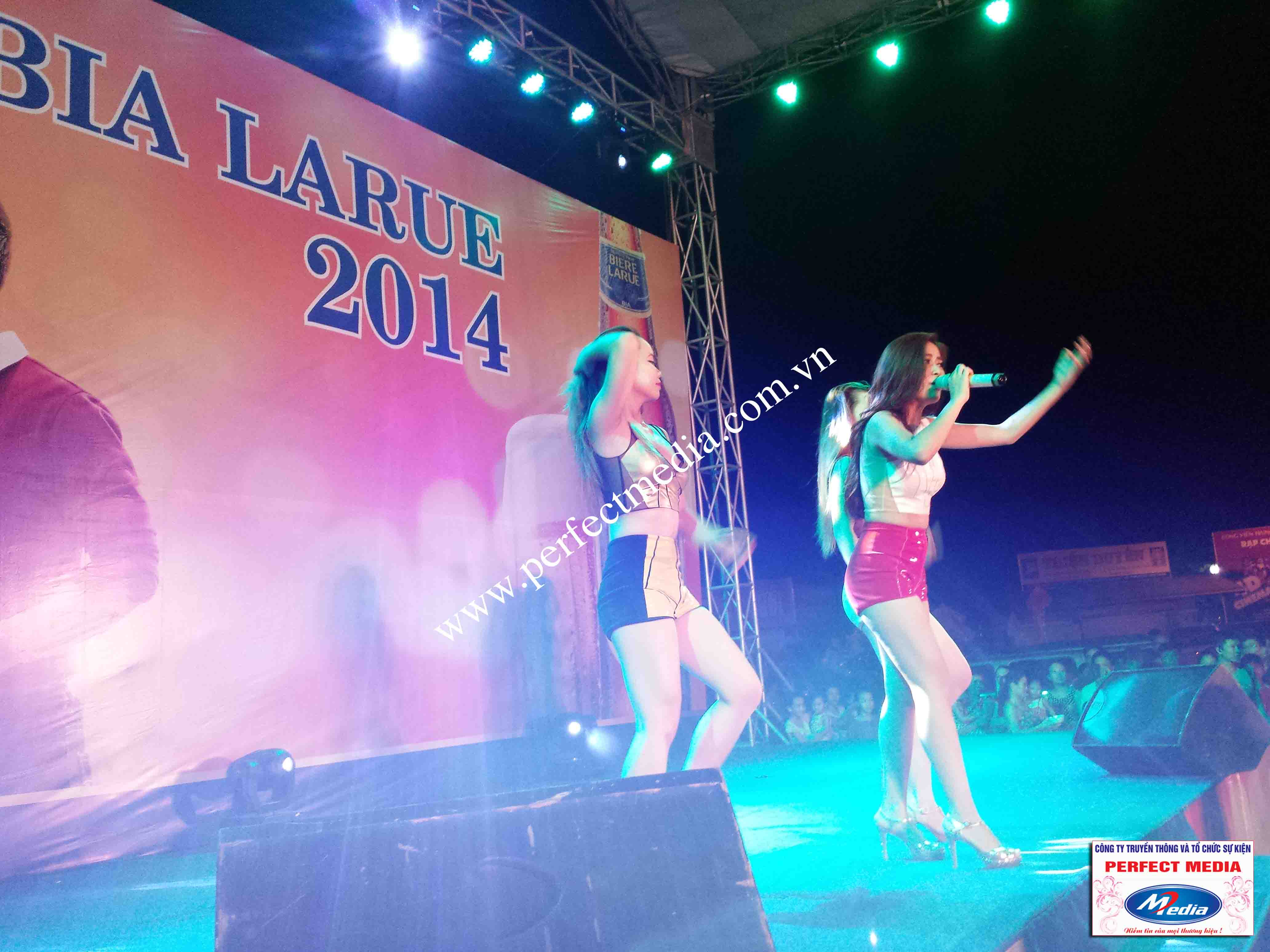 Hình ảnh sự kiện Tour Festival Bia Larue tại các thành phố Hạ Long - Hà Tĩnh và thành phố Vinh 19