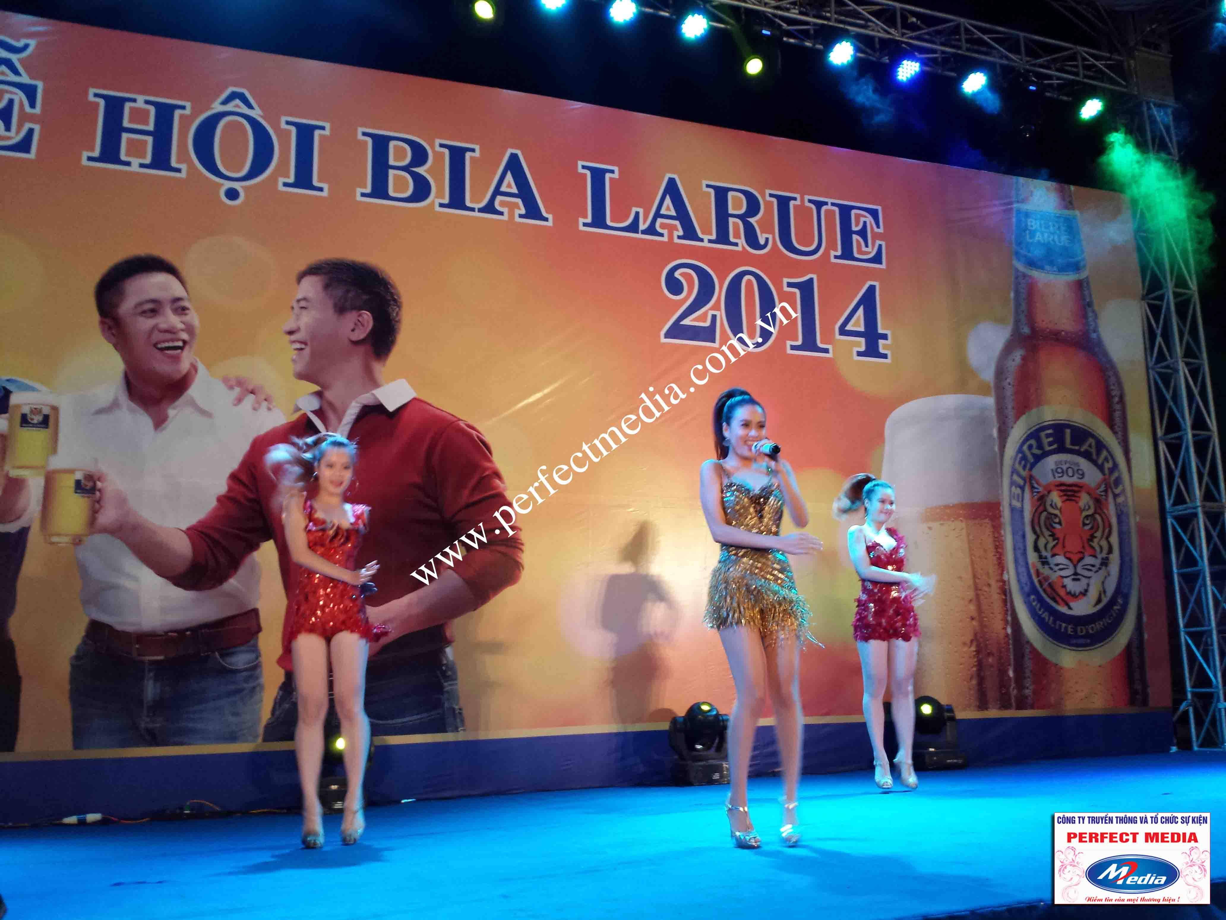 Hình ảnh sự kiện Tour Festival Bia Larue tại các thành phố Hạ Long - Hà Tĩnh và thành phố Vinh 20
