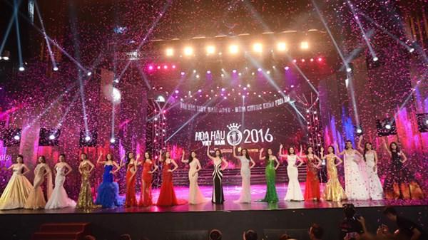 Hình ảnh 18 người đẹp phía Nam trong trang phục Bikini - Hoa hậu 2016