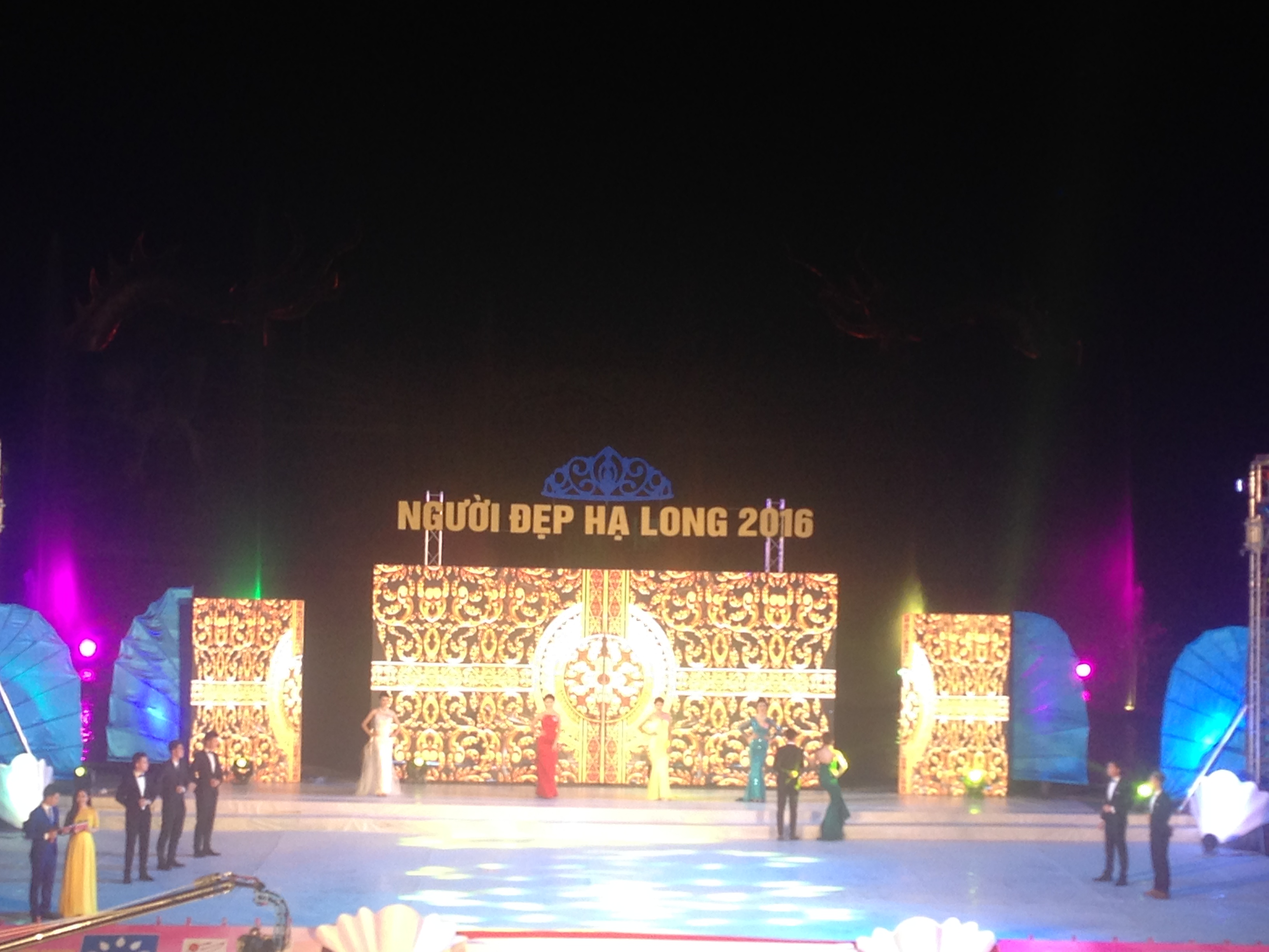 Người đẹp Hạ Long 2016 - sự kiện văn hóa tiêu biểu của tỉnh Quảng Ninh