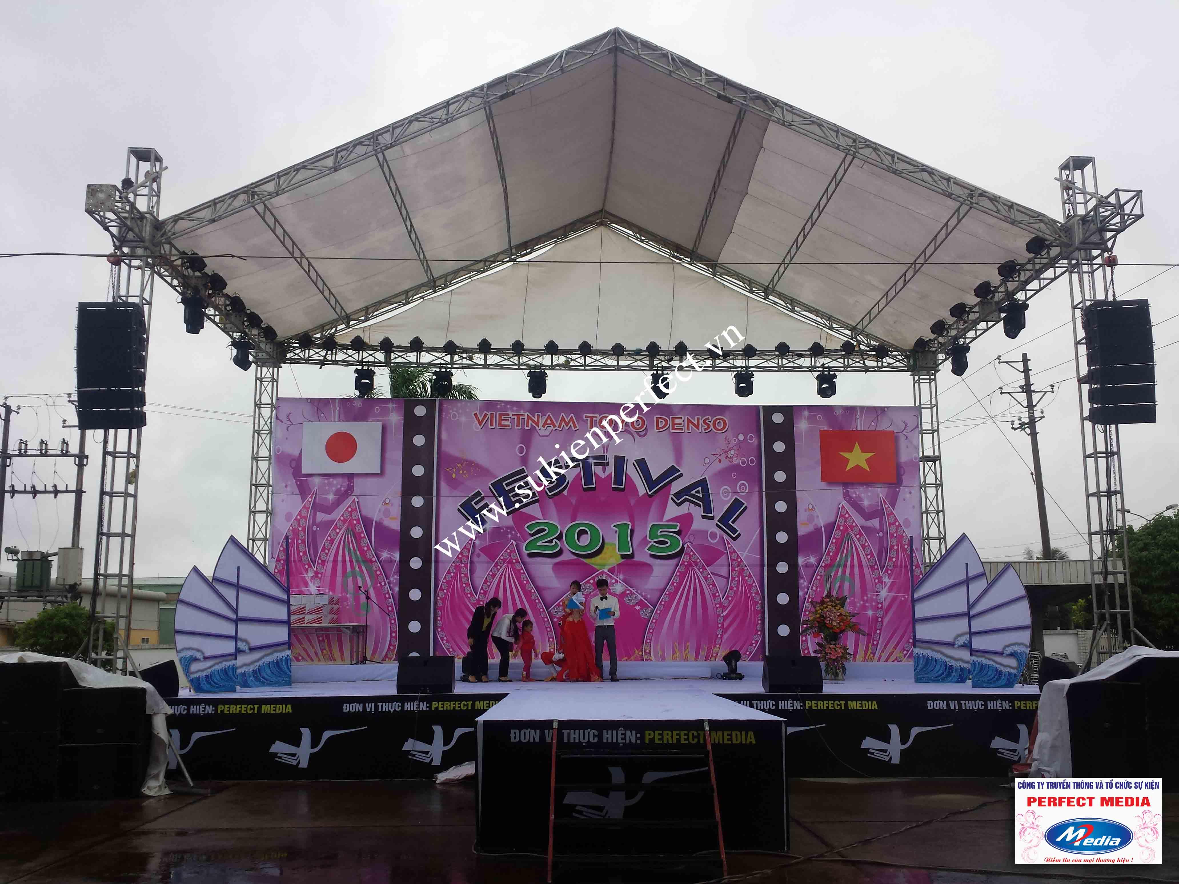 Hình ảnh trong sự kiện Festival Toyo Denso Việt Nam 2015 - 05