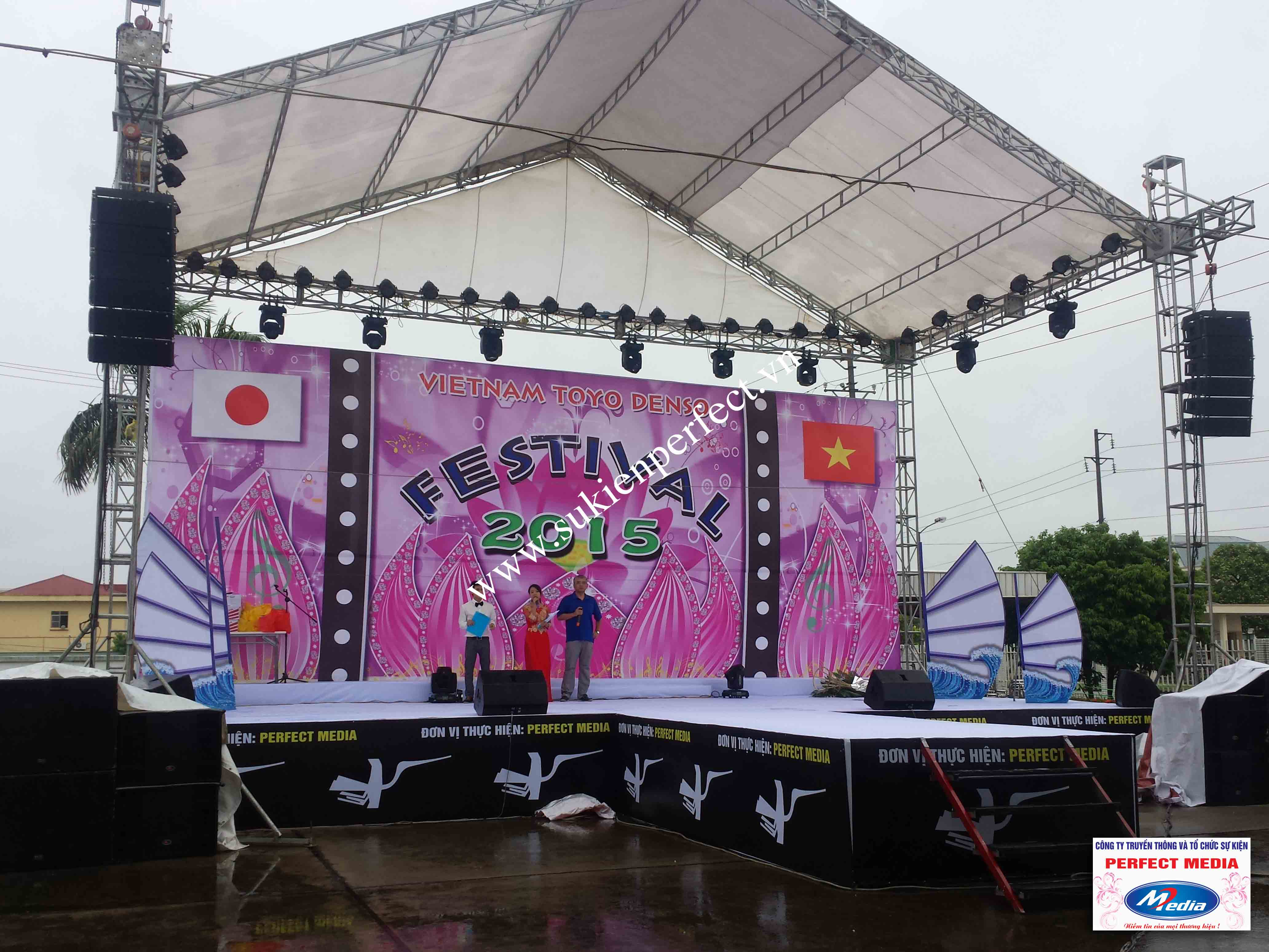Hình ảnh trong sự kiện Festival Toyo Denso Việt Nam 2015 - 04