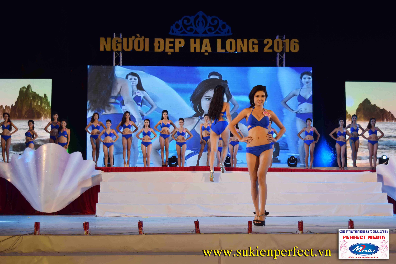 Hình ảnh các người đẹp trong chương trình Người đẹp Hạ Long 2016 – Bikini 09