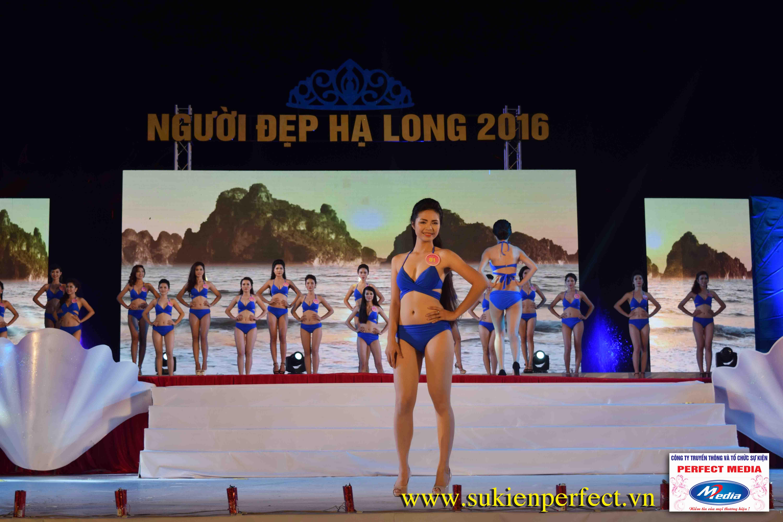 Hình ảnh các người đẹp trong chương trình Người đẹp Hạ Long 2016 – Bikini 13