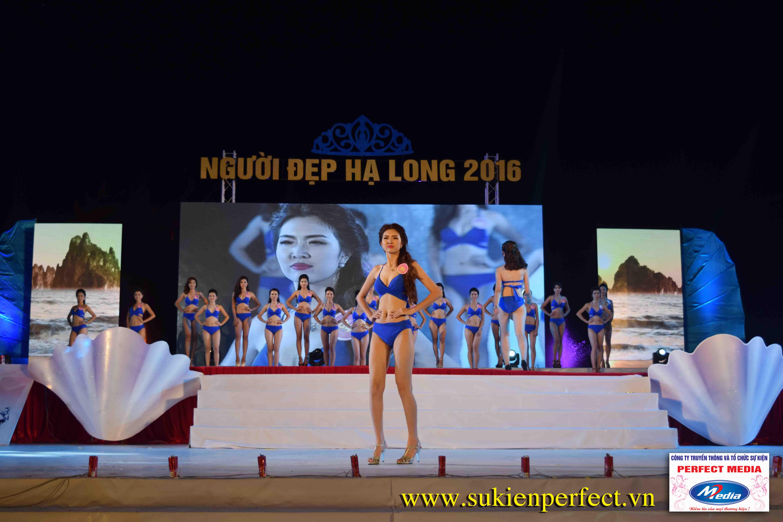 Hình ảnh các người đẹp trong chương trình Người đẹp Hạ Long 2016 – Bikini 15