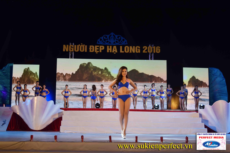 Hình ảnh các người đẹp trong chương trình Người đẹp Hạ Long 2016 – Bikini 16