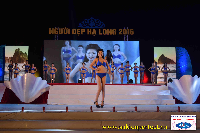 Hình ảnh các người đẹp trong chương trình Người đẹp Hạ Long 2016 – Bikini 17