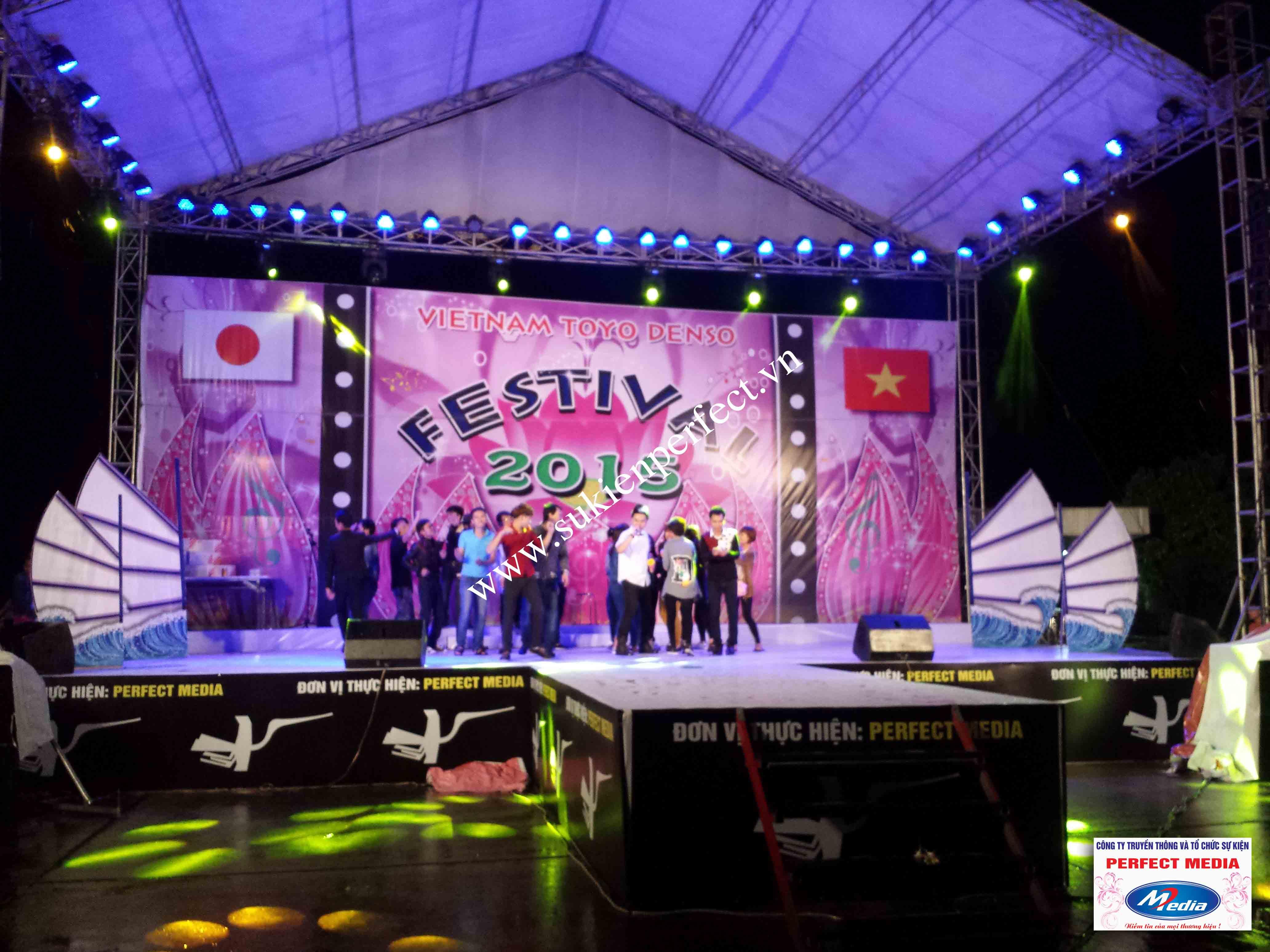 Hình ảnh trong sự kiện Festival Toyo Denso Việt Nam 2015 - 07