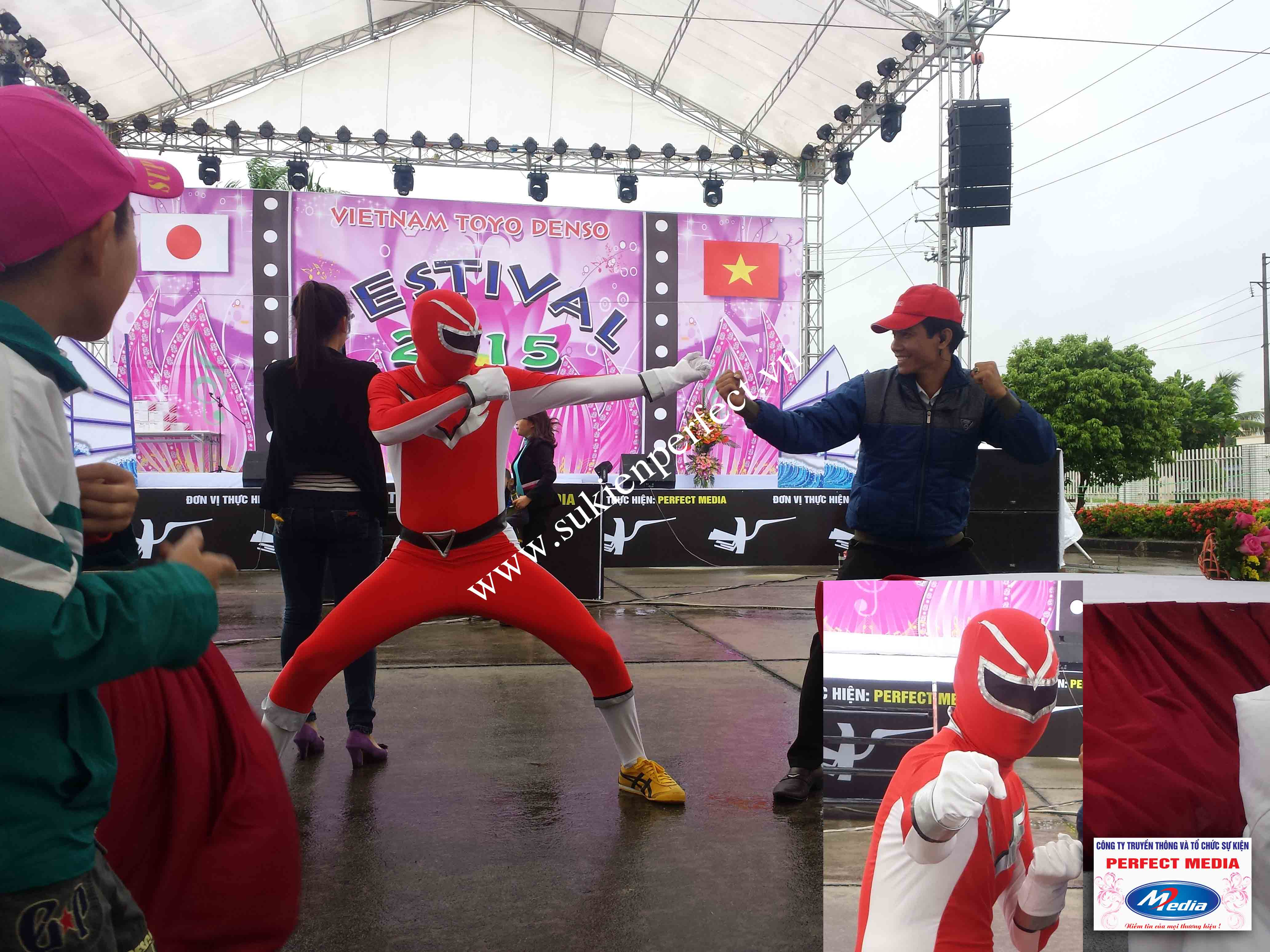 Hình ảnh trong sự kiện Festival Toyo Denso Việt Nam 2015 - 17
