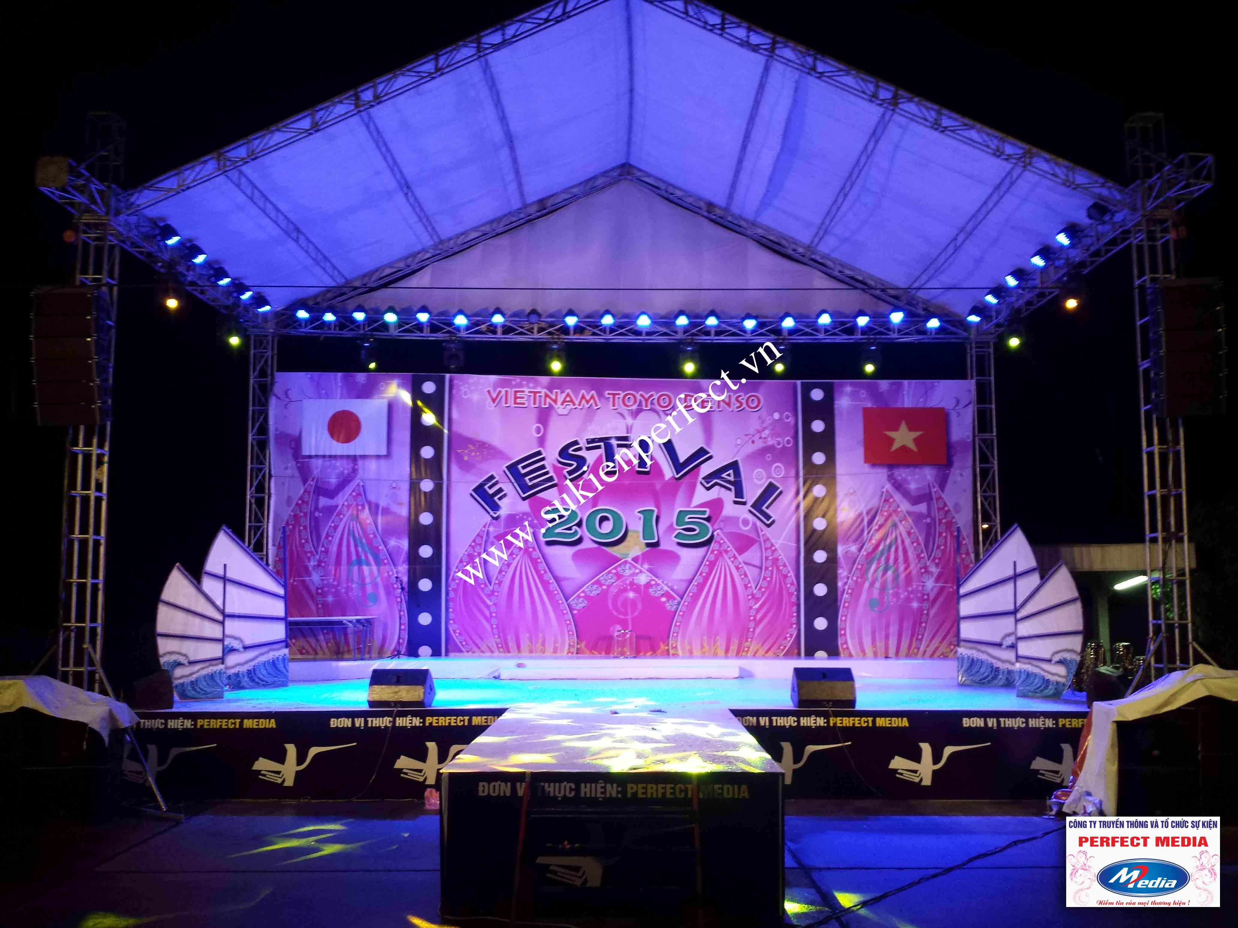 Hình ảnh trong sự kiện Festival Toyo Denso Việt Nam 2015 - 08