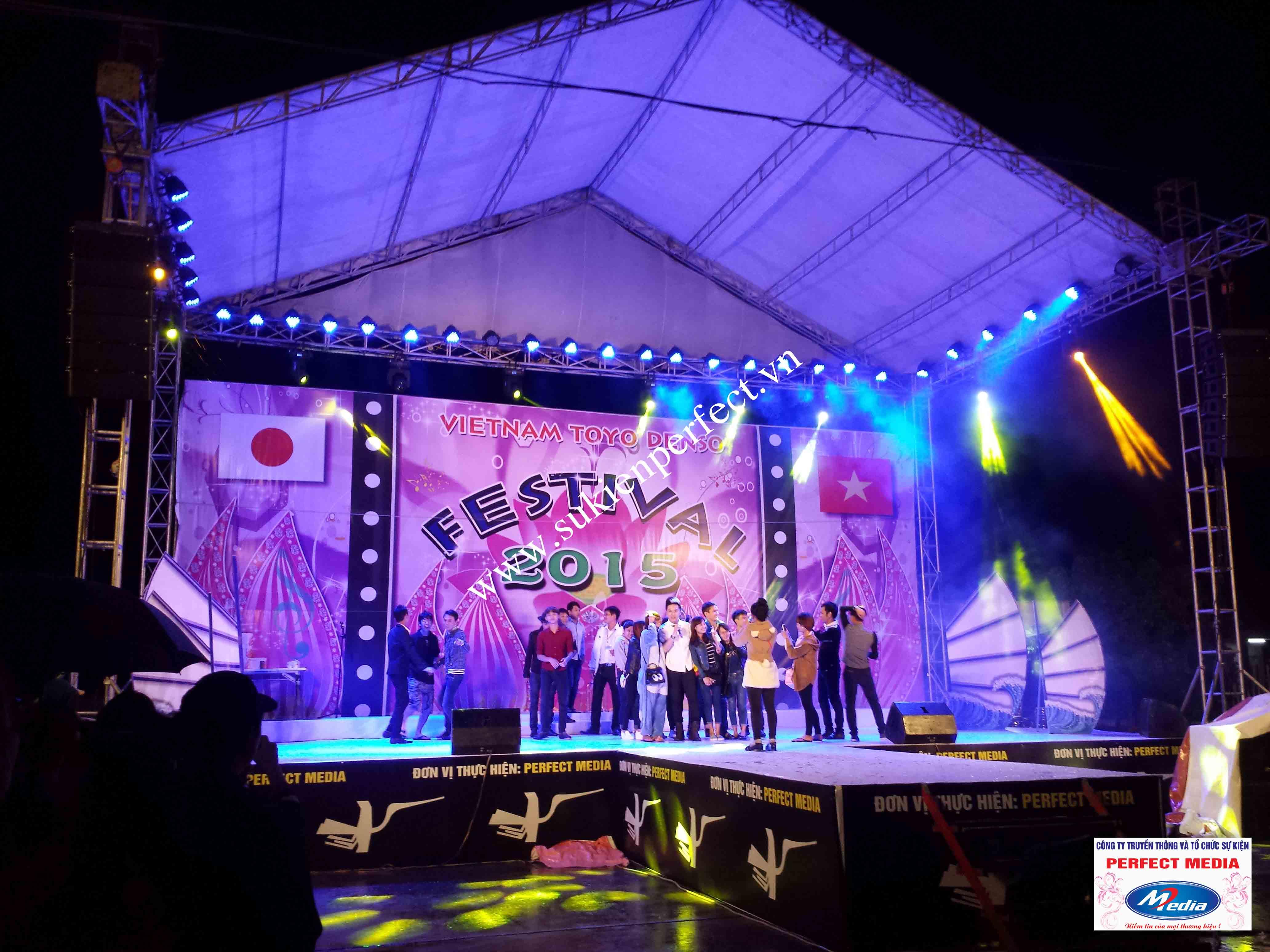Hình ảnh trong sự kiện Festival Toyo Denso Việt Nam 2015 - 09