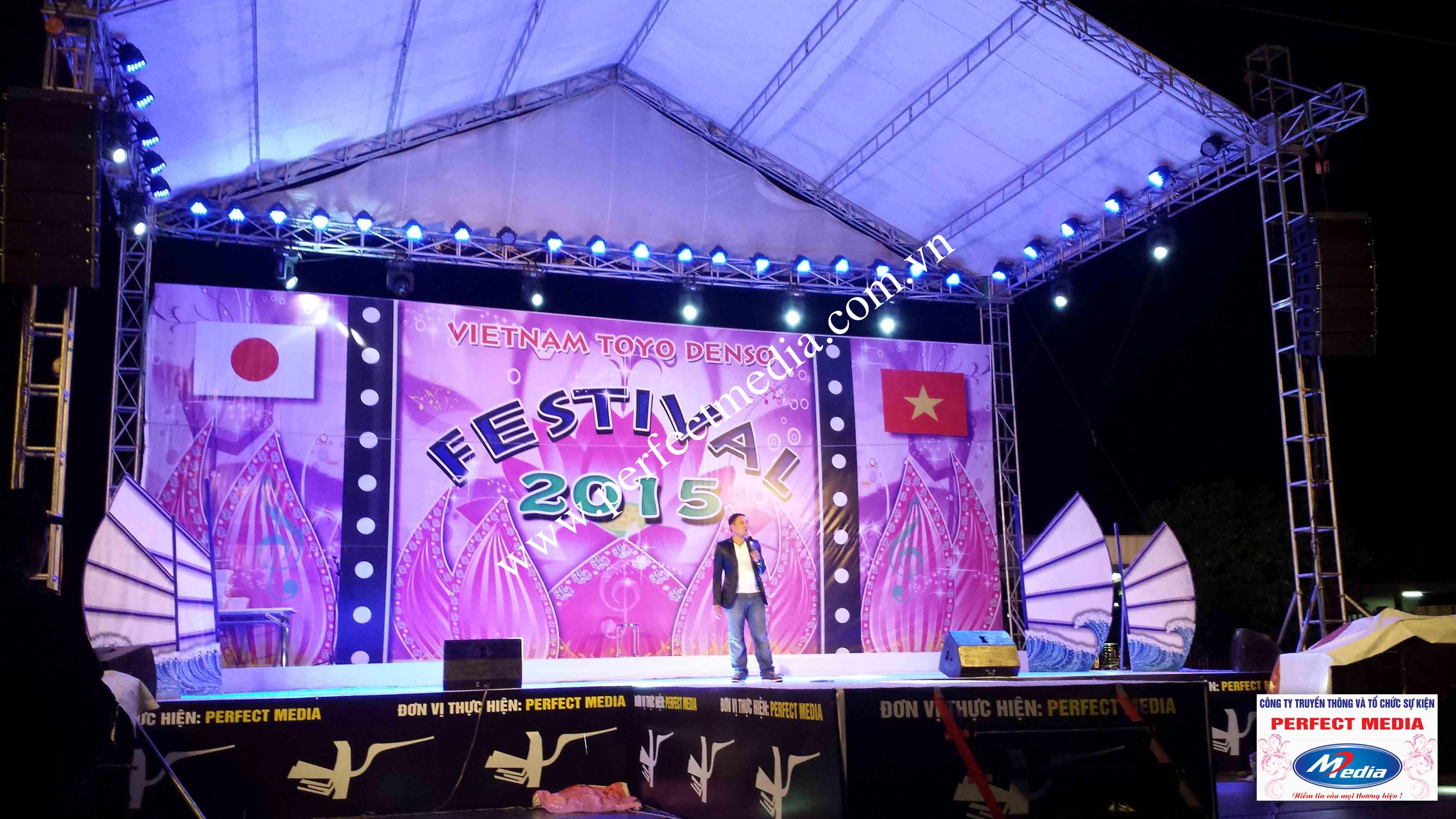 Hình ảnh trong sự kiện Festival Toyo Denso Việt Nam 2015 - 11