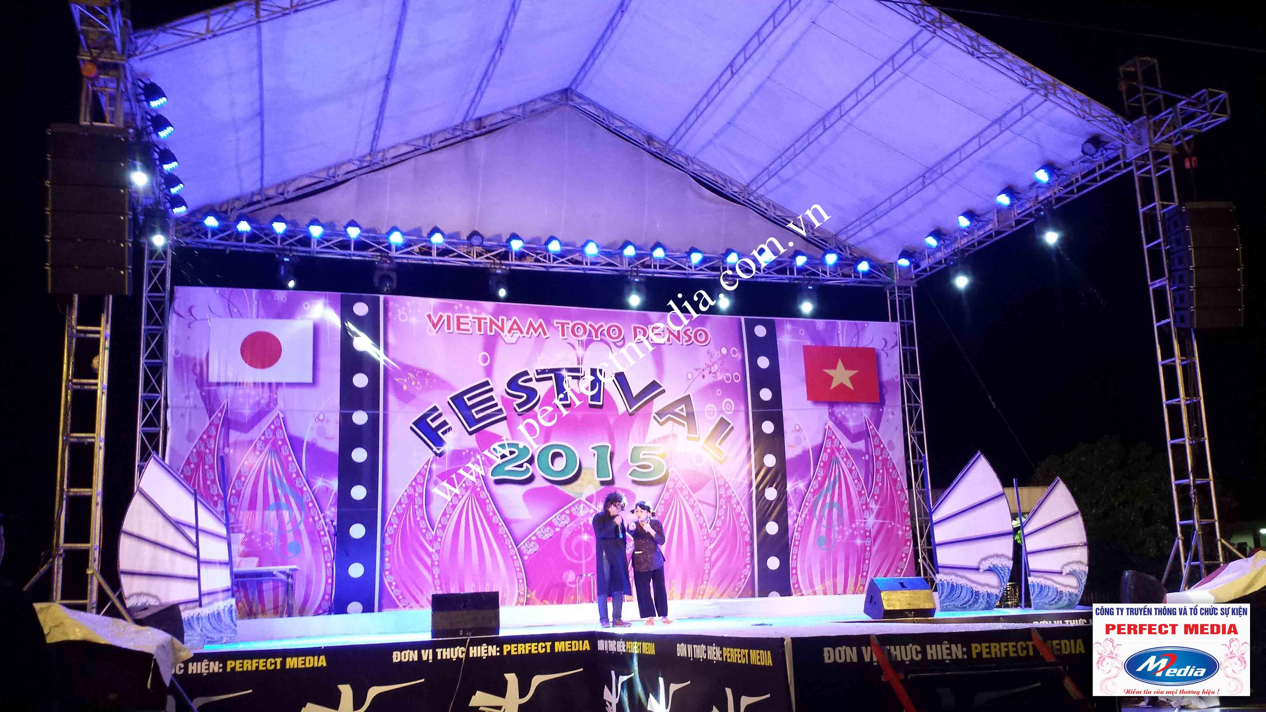 Hình ảnh trong sự kiện Festival Toyo Denso Việt Nam 2015 - 13