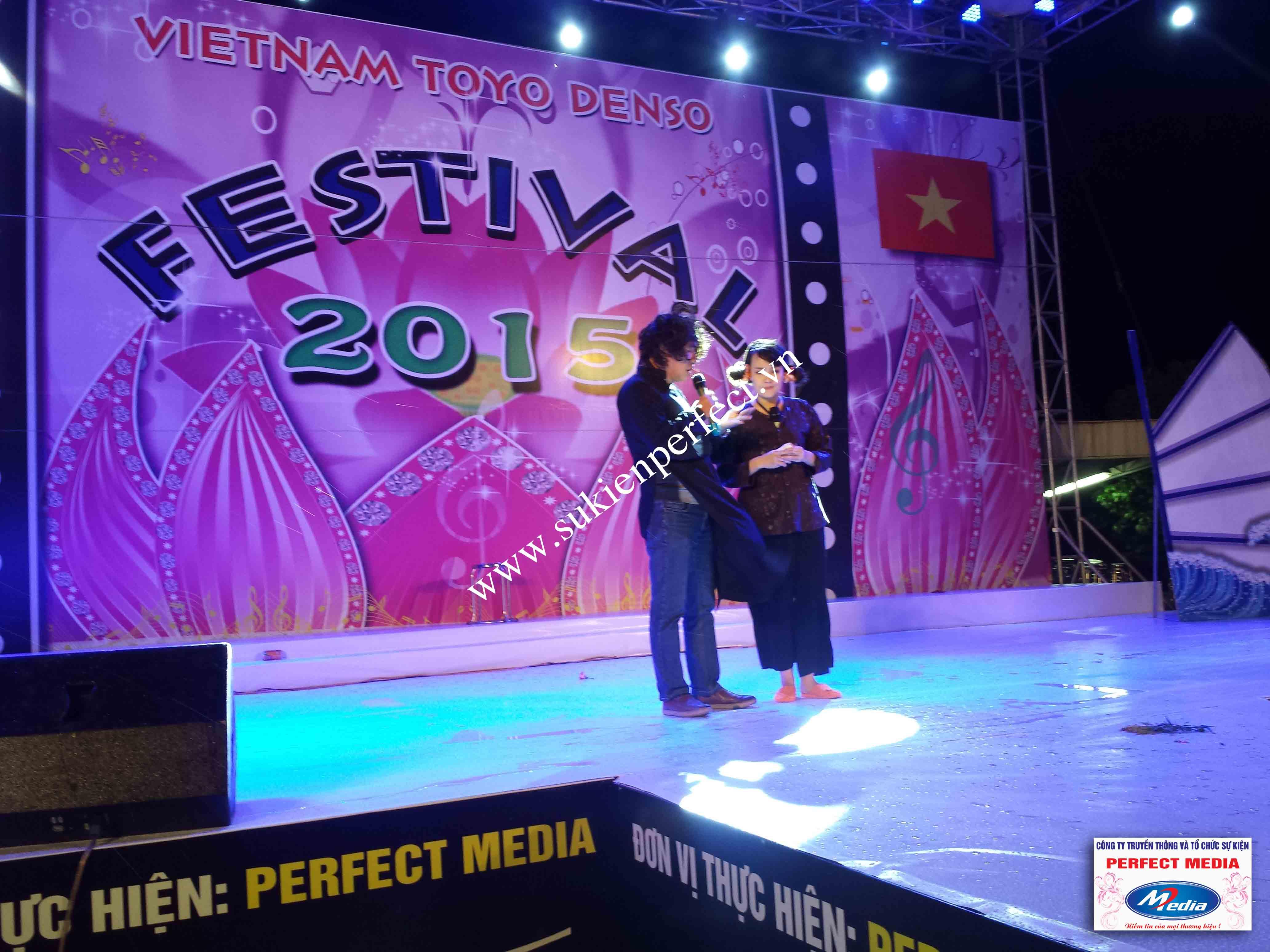 Hình ảnh trong sự kiện Festival Toyo Denso Việt Nam 2015 - 12