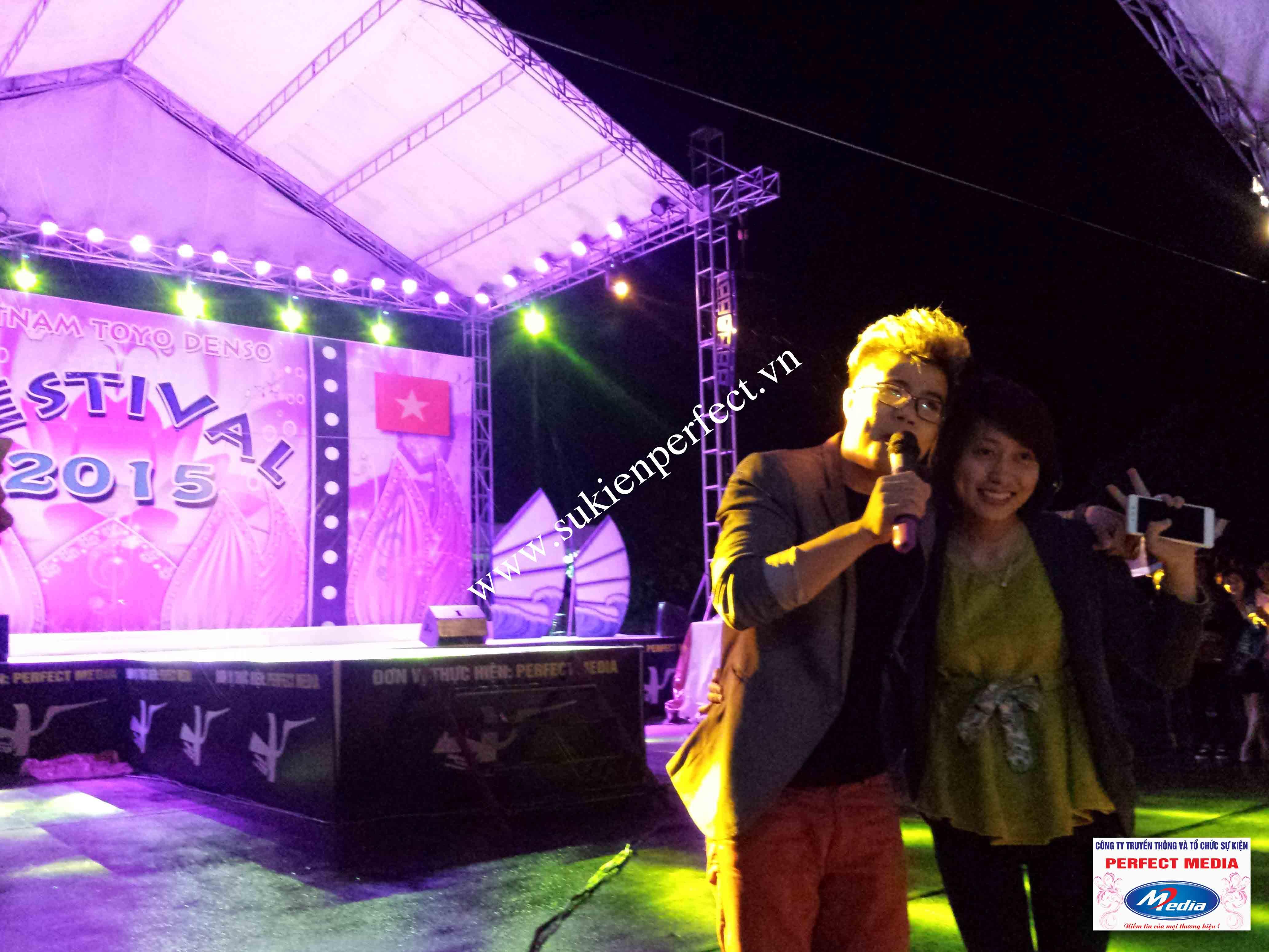 Hình ảnh trong sự kiện Festival Toyo Denso Việt Nam 2015 - 15