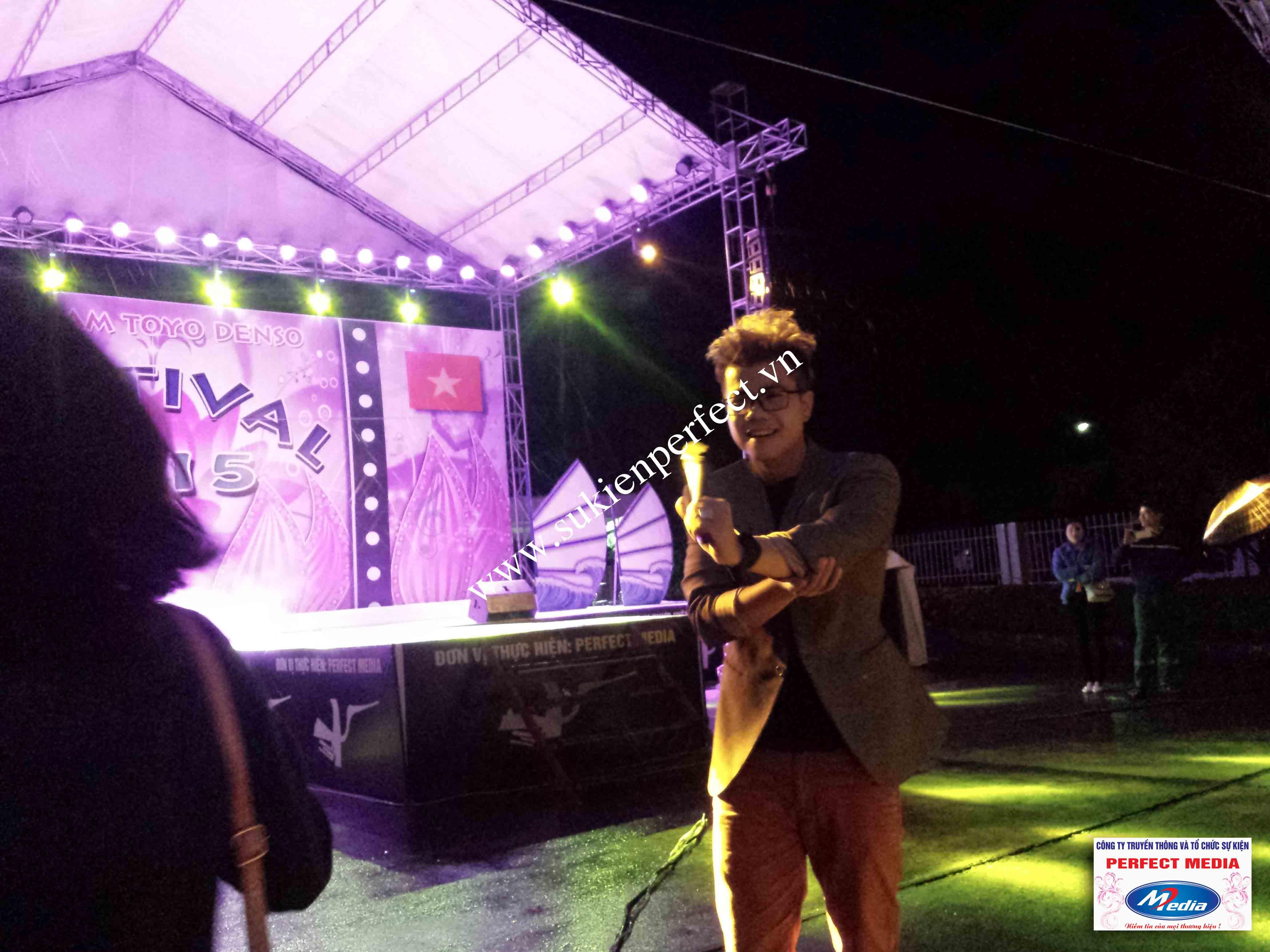 Hình ảnh trong sự kiện Festival Toyo Denso Việt Nam 2015 - 16
