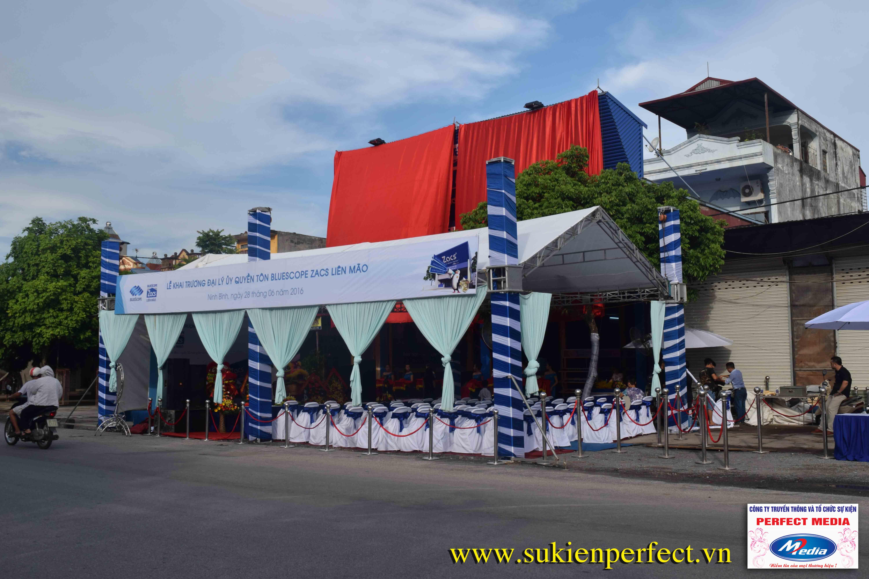 Khai trương đại lý tôn BLUESCOPE ZACS tại Ninh Bình và Thanh Hoá 01