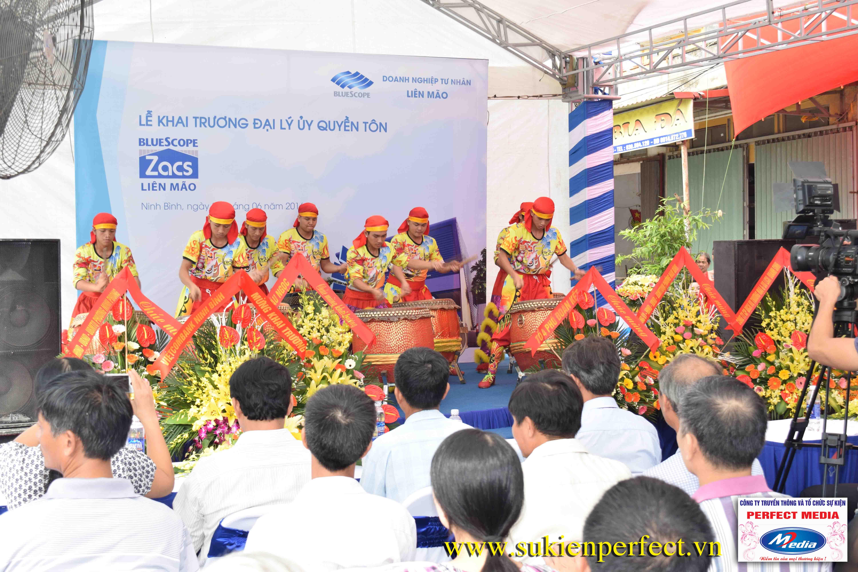 Khai trương đại lý tôn BLUESCOPE ZACS tại Ninh Bình và Thanh Hoá 12