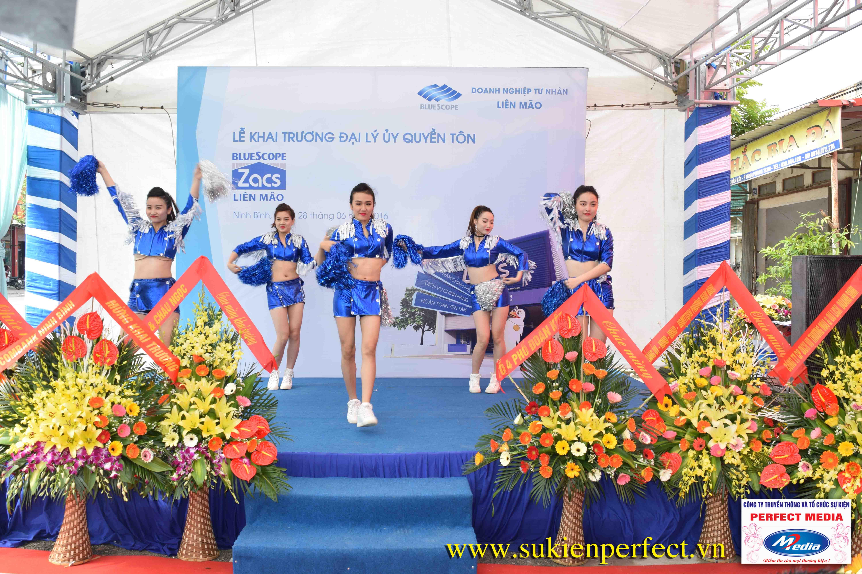 Khai trương đại lý tôn BLUESCOPE ZACS tại Ninh Bình và Thanh Hoá 14