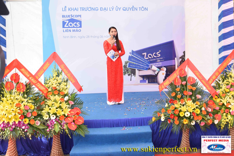 Khai trương đại lý tôn BLUESCOPE ZACS tại Ninh Bình và Thanh Hoá 16