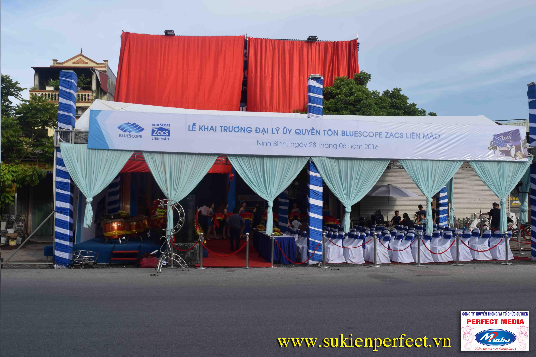 Khai trương đại lý tôn BLUESCOPE ZACS tại Ninh Bình và Thanh Hoá 02