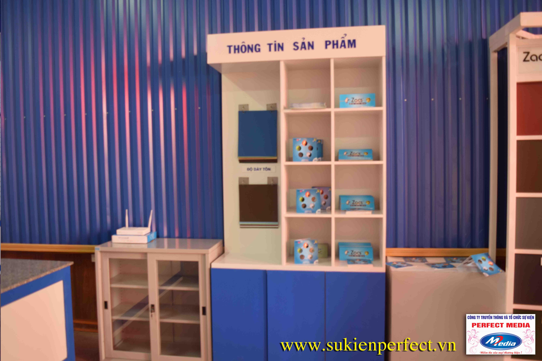 Khai trương đại lý tôn BLUESCOPE ZACS tại Ninh Bình và Thanh Hoá 04