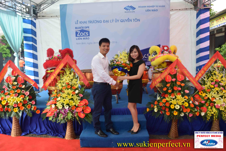 Khai trương đại lý tôn BLUESCOPE ZACS tại Ninh Bình và Thanh Hoá 08