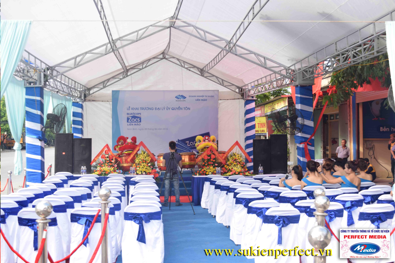 Khai trương đại lý tôn BLUESCOPE ZACS tại Ninh Bình và Thanh Hoá 09