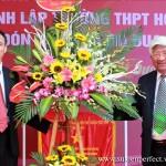 Hồi ức trở về 60 năm THPT Hồng Quang