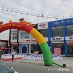 Tổ chức sự kiện Khai trương Yamaha Town Mạnh Phong