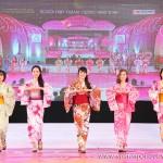 Người đẹp Yazaki Quảng Ninh 2016 (Trang phục Kimono)
