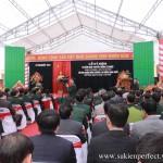 Tổ chức sự kiện lễ kỷ niệm tại xí nghiệp 359 Hải Phòng
