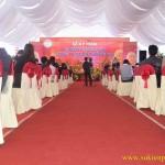 Tổ chức sự kiện lễ kỷ niệm 15 năm thành lập công ty Thắng Lợi