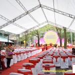 Cho thuê nhà bạt, nhà dù tại Quảng Ninh | Perfect Media