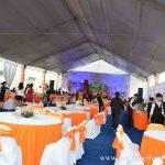 Cho thuê bàn ghế tổ chức sự kiện tại Hải Phòng | Perfect Media
