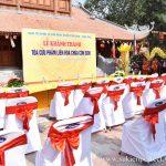 Lễ hội Côn Sơn và khánh thành Toà cửu phẩm Liên Hoa
