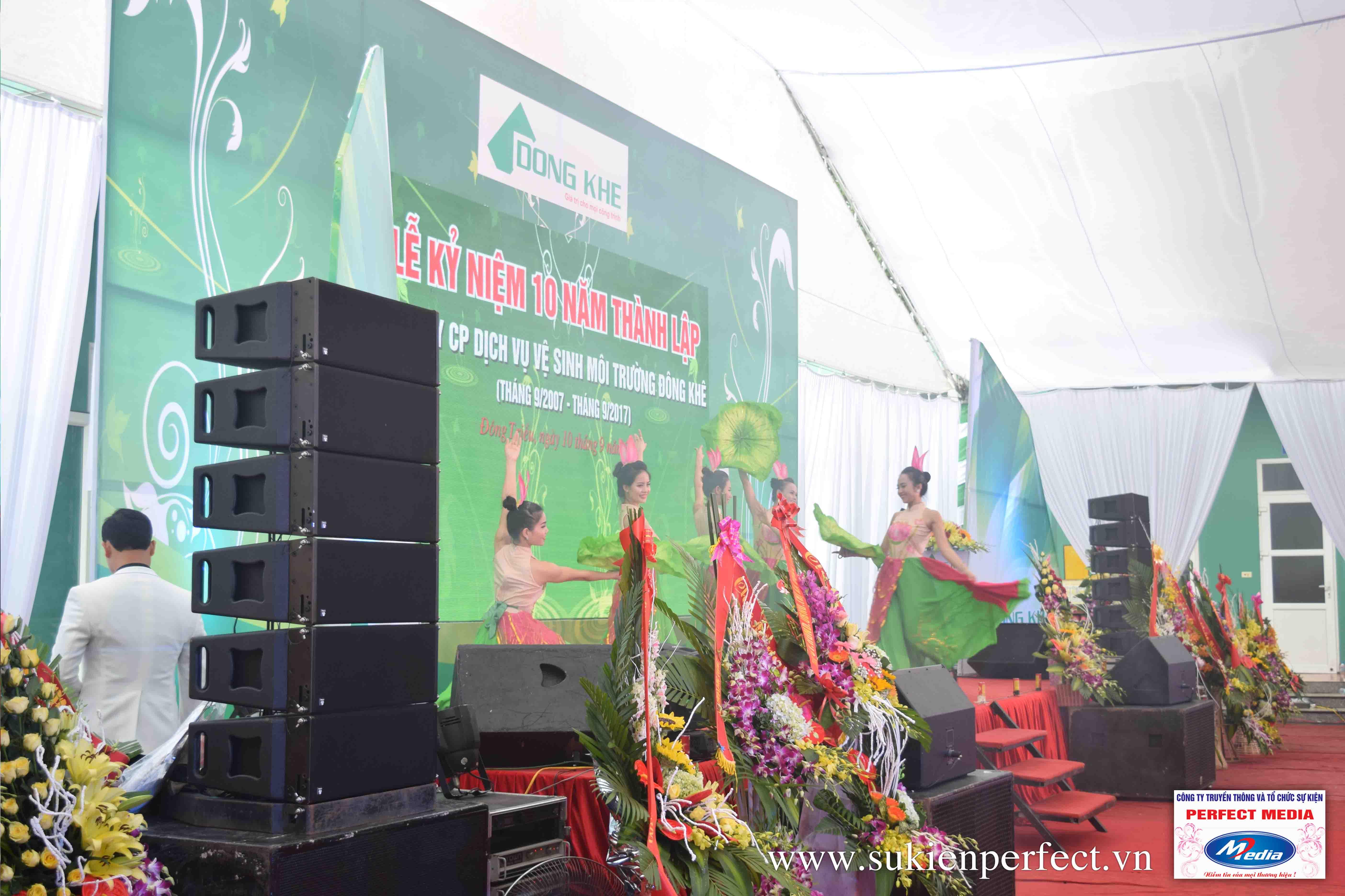 Công ty tổ chức sự kiện tại Quảng Ninh Perfect Media