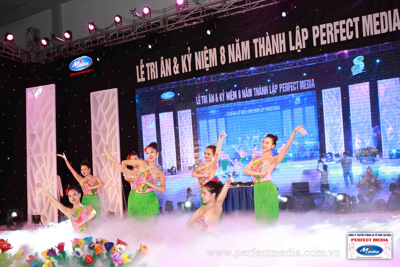 Tổ chức sự kiện tại Hà Nội
