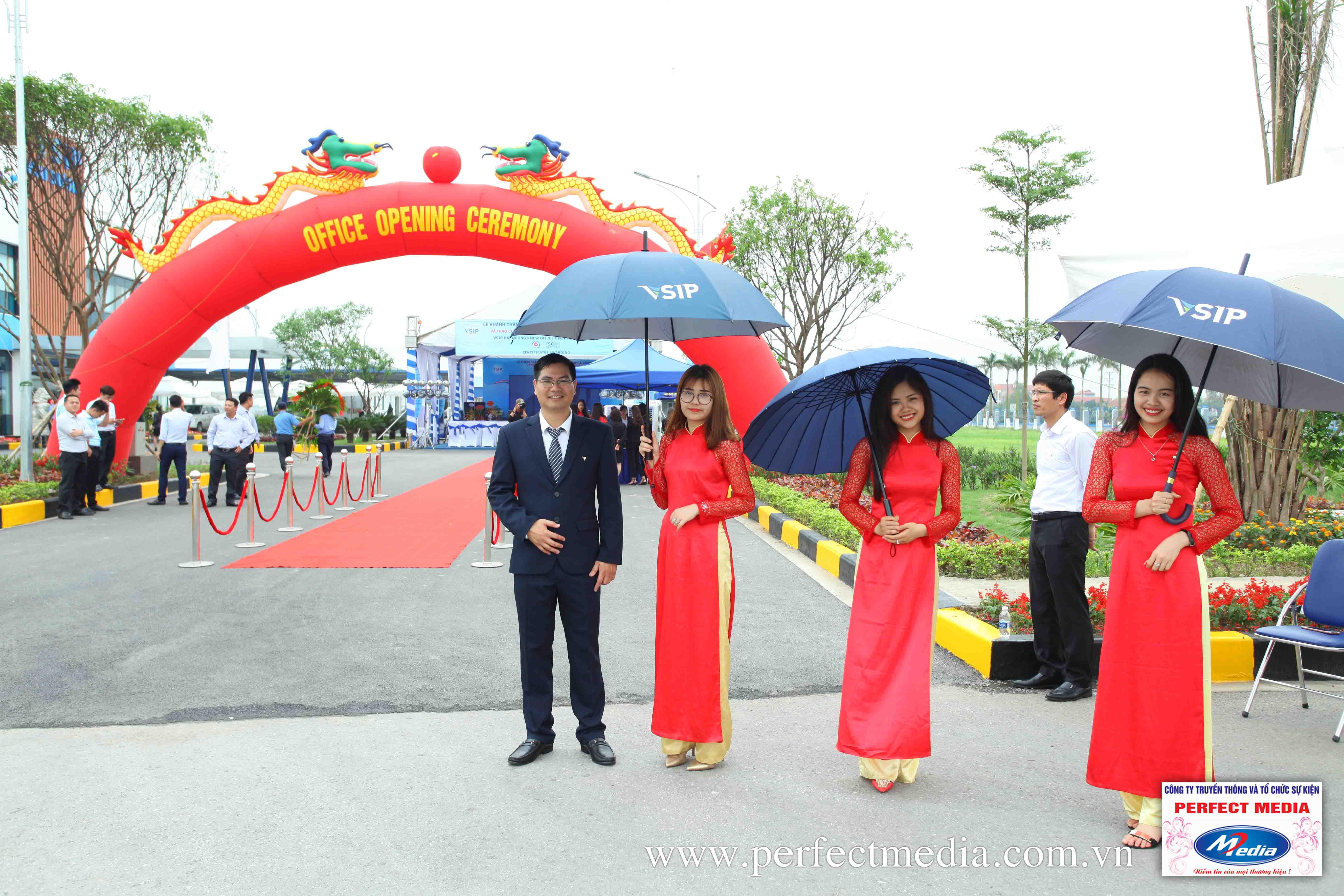 Perfect Media - Tổ chức sự kiện chuyên nghiệp tại Bắc Ninh