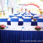 Cho thuê bàn ghế sự kiện ở Bắc Ninh | Perfect Media