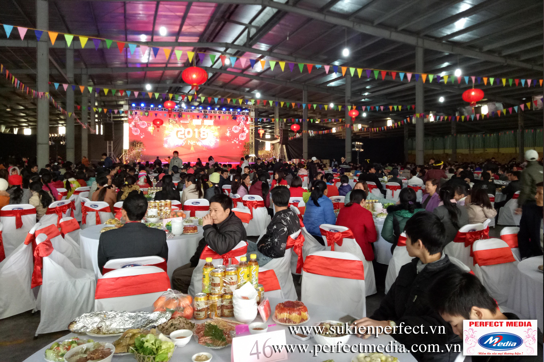 Hình ảnh tại bữa tiệc tất niên của New Rice